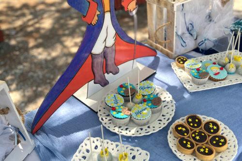 Cupcakes, ταρτάκια, μπισκότα και popcakes