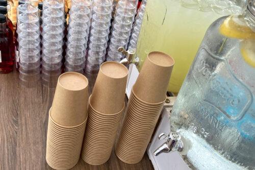 Λεμονάδα - Νερό - Αναψυκτικά - Κρασιά