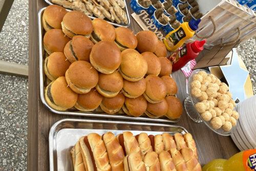 Hot Dog - Burgers - Γιαουρτλού - Τυρομπαλάκια - Σουβλάκια - Τορτίγια