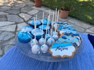Μπισκότα, Cupcakes & Popcakes