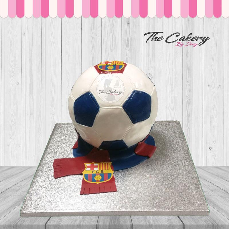 Τούρτα FC Barcelona