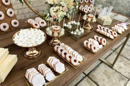Λεπτομέρειες Candybar γάμου