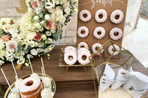 Τοίχος από Donuts