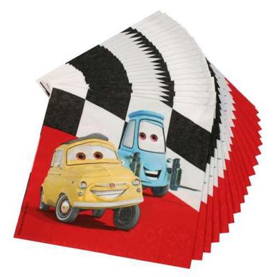 Χαρτοπετσέτες Cars