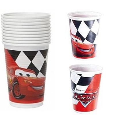 Πλαστκά Ποτήρια Cars