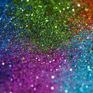 Χρωματιστή ζάχαρη & Βρώσιμο Glitter