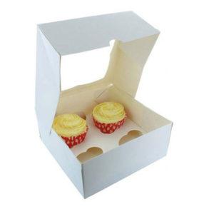 Κουτιά για cupcakes