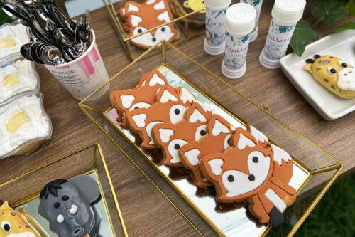 Μπισκότα αλεπούδες