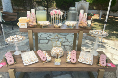 Candybar & bar γλυκισμάτων