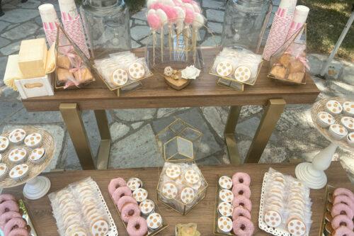 Μπισκότα, λουκουμάδες, cupcakes, μπισκοτολούκουμα